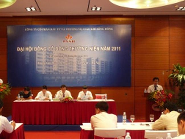 Dầu khí sông Hồng: Đạt 17,82 tỷ đồng LNTT năm 2010, gấp đôi kế hoạch