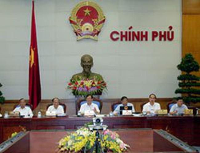 Bộ Nội vụ chuẩn bị phương án nhân sự Chính phủ
