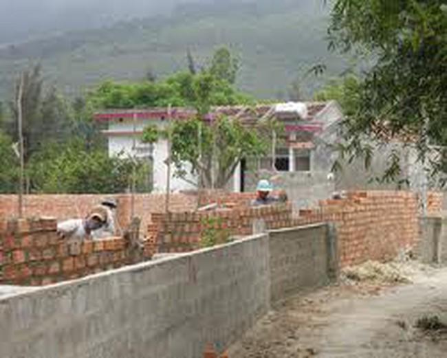Kon Tum: Lập biên bản các hộ trồng cây, xây nhà chờ đền bù