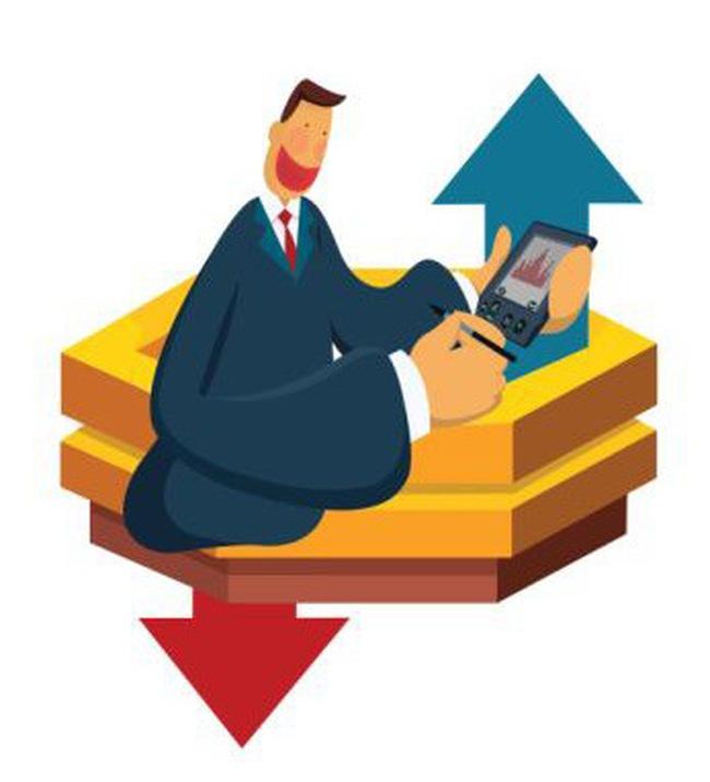 Vn-Index tăng điểm, khối ngoại vẫn tiếp tục bán ròng