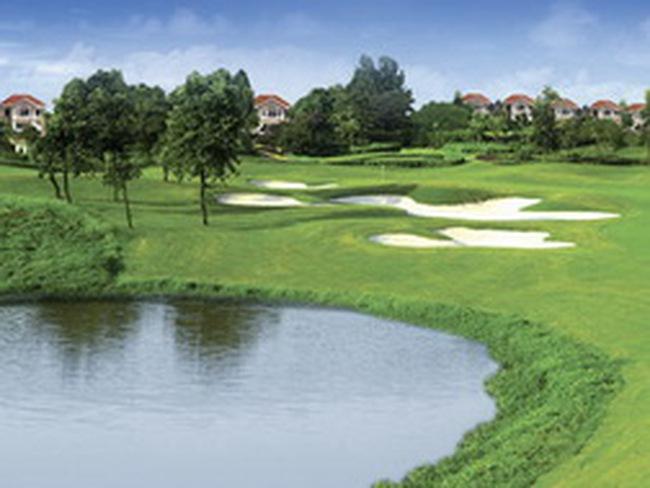 Geleximco đầu tư dự án Khu đô thị sinh thái và sân golf tại Hà Nội