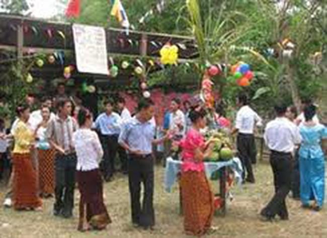 Khởi công dự án điện 300 tỉ đồng phục vụ đồng bào Khmer