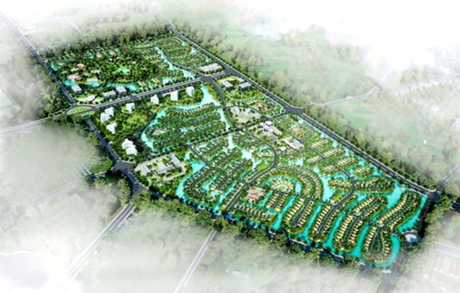 Hà Đô sẽ xây khu khoáng nóng nhân tạo đầu tiên tại Hà Nội