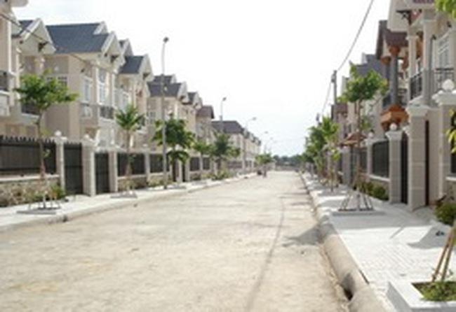 Savills: Giá biệt thự tại Tp.HCM giảm mạnh