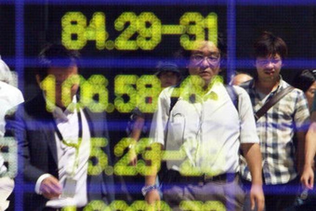 TTCK khắp châu Á lo lắng về khủng hoảng nợ châu Âu