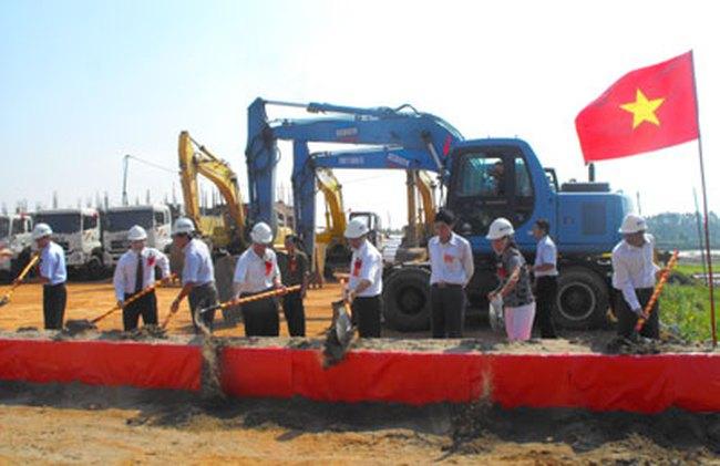 Hà Nội: Khởi công xây dựng đường tránh quốc lộ 32
