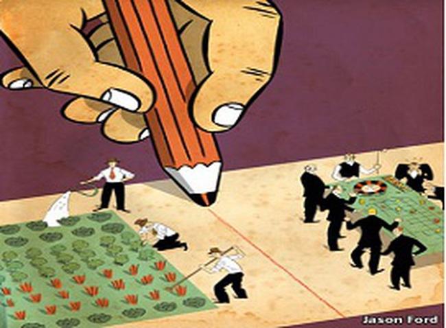 Ngân hàng đầu tư (2): Điều tiết chặt