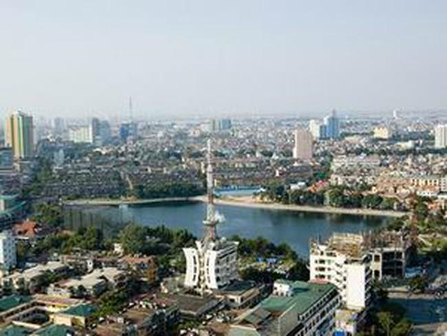 Quy hoạch tổng thể phát triển TP Hà Nội