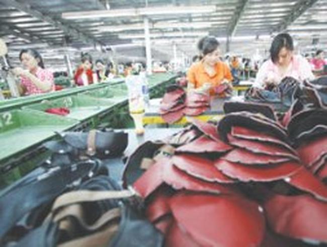 Xuất khẩu da giày: Tăng ngoạn mục nhưng khó bền