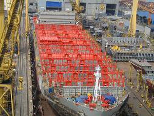 Khánh Hòa: Nhật xây dựng nhà máy đóng tàu vốn đầu tư 3.800 tỉ đồng