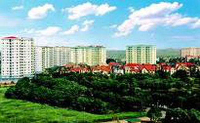 Hà Nội: Phân khu đô thị S4