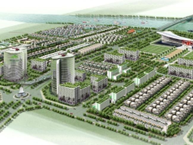 Giới thiệu dự án Green City