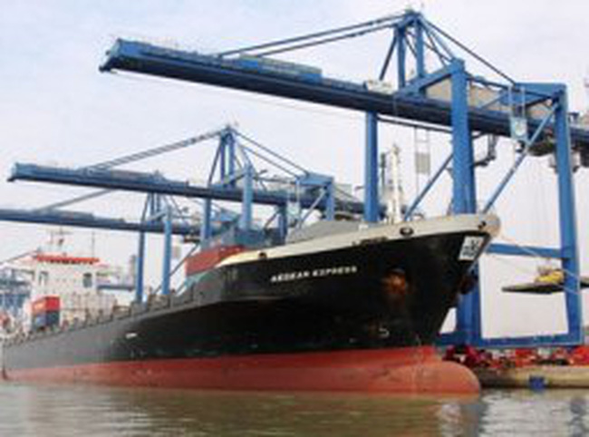Vận tải biển: Doanh thu cao, lợi nhuận vẫn thấp