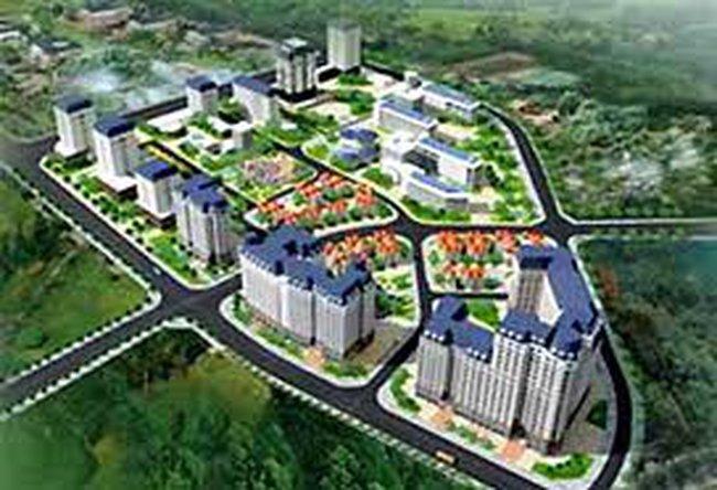 Điều chỉnh cục bộ quy hoạch chi tiết khu đô thị mới Cổ Nhuế