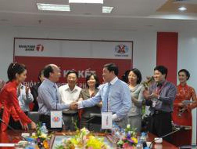 Maritime Bank ký kết thỏa thuận hợp tác phát triển với TKV