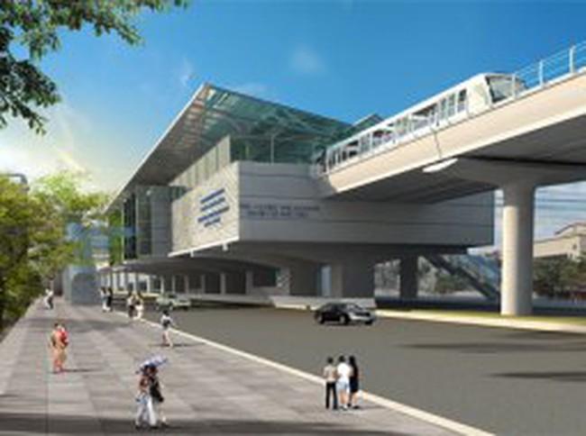 Tuyến metro ngầm ở Hà Nội sẽ nằm sâu 15-30 mét