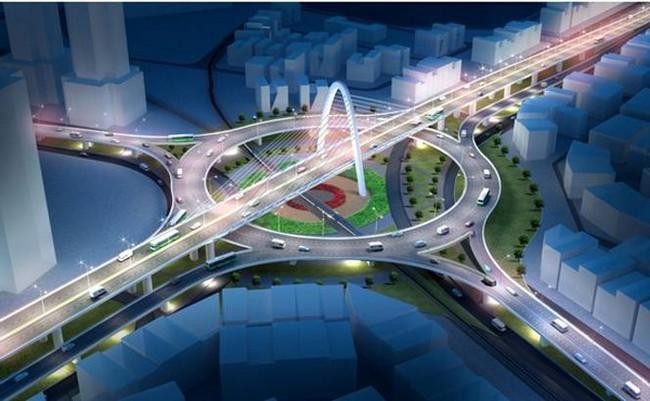Gần 2.000 tỉ đồng đầu tư xây dựng nút giao thông ngã 3 Huế