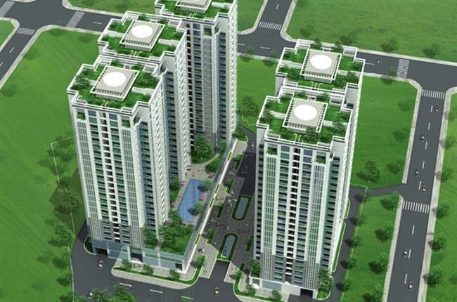 Hơn 1.000 tỷ đồng xây chung cư An Sinh tại Tp.HCM