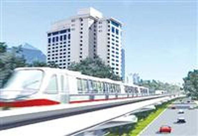 Tuyến đường sắt Nhổn-Ga Hà Nội: Được xây dựng thế nào?