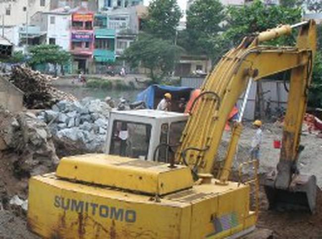 TP.HCM: Nhiều công trình trọng điểm thiếu vốn trầm trọng