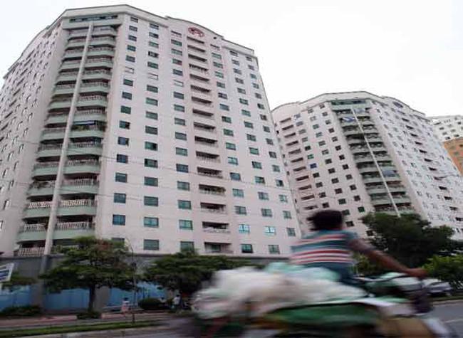 Chất lượng chung cư kém: Thiếu chế tài phù hợp