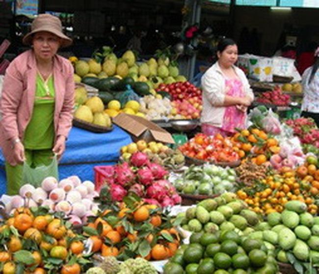 Chỗ nào cho chợ?