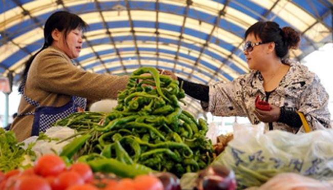 Lạm phát Trung Quốc lên mức cao nhất trong 3 năm