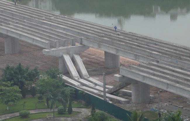 Phát hiện sai phạm gần 14 tỷ đồng tại Dự án cầu Thanh Trì