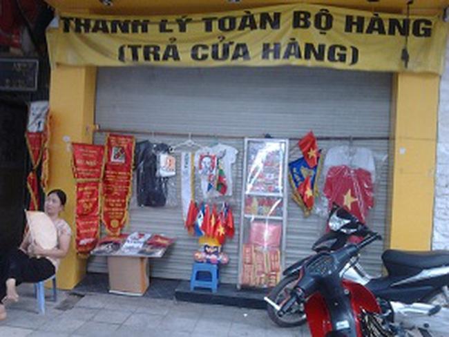 Cửa hàng phố cổ: Nỗi khổ người thuê