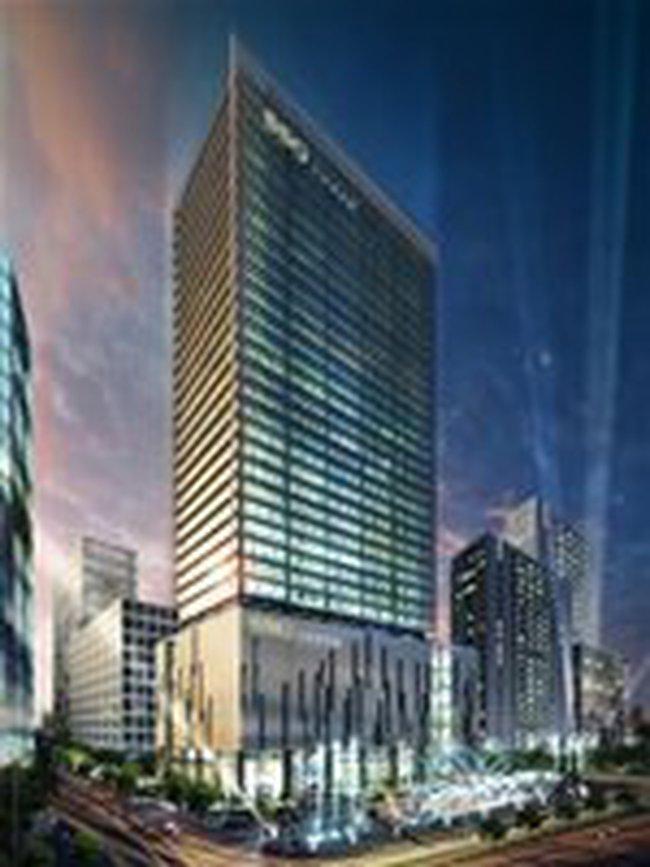 Khởi công dự án SSG Tower