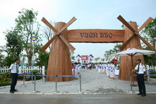 Vincom Village: Tiến độ thi công khá nhanh