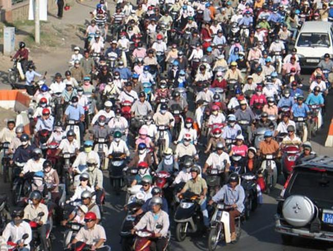 Dân số Việt Nam tăng 1 triệu người/ năm