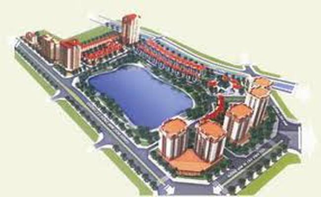 Điều chỉnh Dự án Khu nhà ở Vĩnh Hoàng quận Hoàng Mai