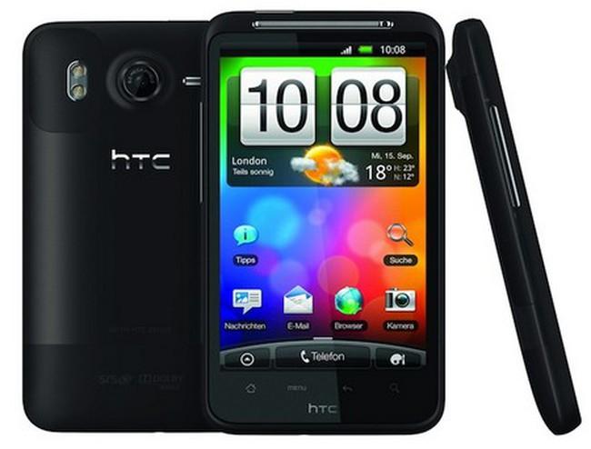 Apple kiện HTC vi phạm bản quyền