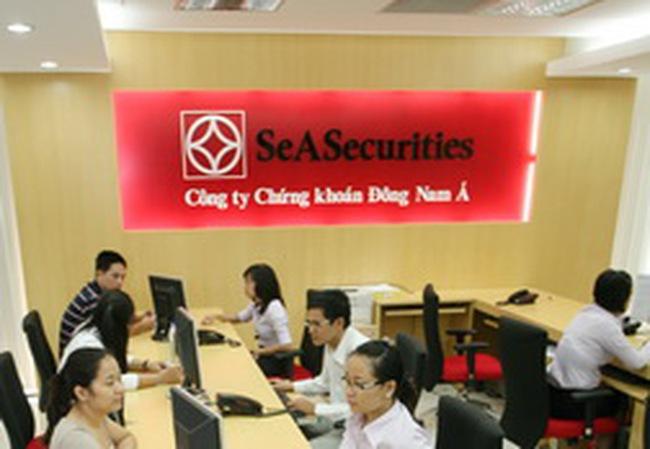SeASecurities: Tăng vốn điều lệ lên 335 tỷ đồng