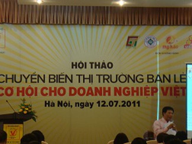 Việt Nam: Thị trường hàng tiêu dùng nhanh đang chững lại