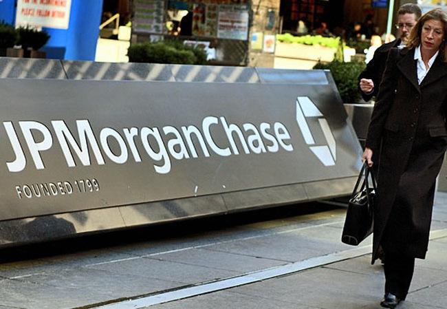 JP Morgan Chase công bố lợi nhuận quý 2/2011 cao vượt dự báo