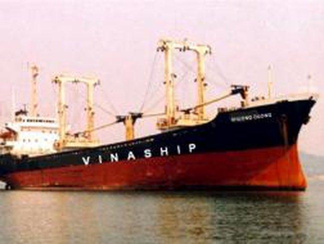 VNA: Bán thành công tàu Hà Giang