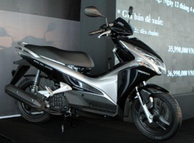 Xe Honda giảm giá: Do người mua hay do người bán?