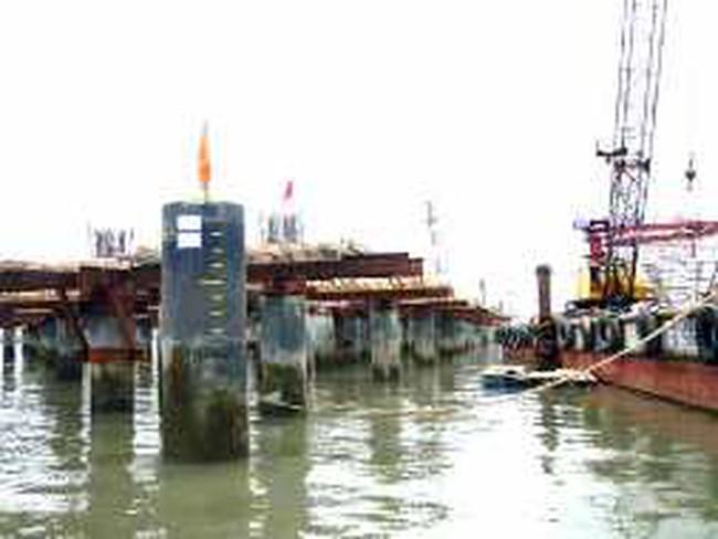 Cảng quốc tế Thị Vải: 3 'đại gia' và 14 năm trên giấy