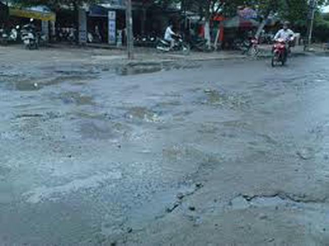 Hà Nội: Chỉ đạo sửa chữa đường Lĩnh Nam trong thời gian sớm nhất
