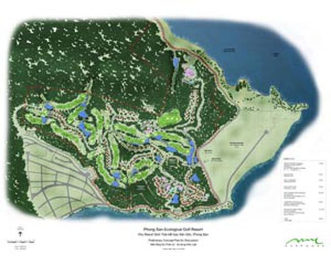 Phê duyệt quy hoạch khu resort rộng 218 ha tại Khánh Hoà