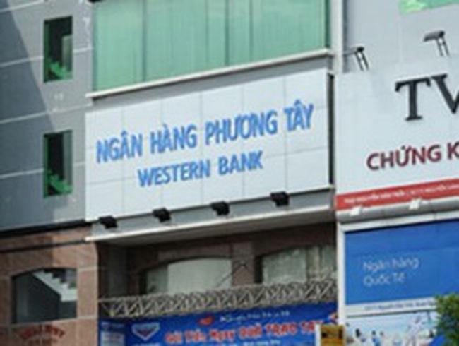 Western Bank: Tạm ứng cổ tức đợt 1/2011 tỷ lệ 5%