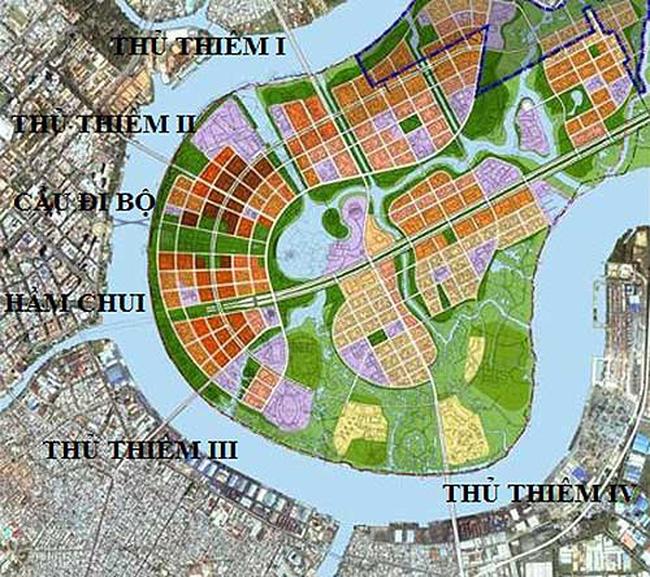 Cầu đi bộ vượt sông Sài Gòn: Sẽ không làm vội vàng