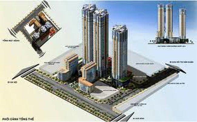 Triển khai dự án Trung tâm thương mại Hesco