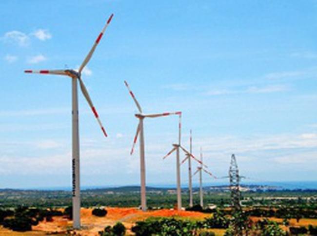 GE cung cấp thiết bị điện gió cho Bạc Liêu