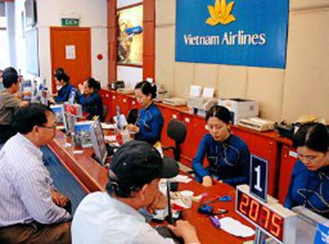 "Vietnam Airlines ""kêu"" bị mạo danh"