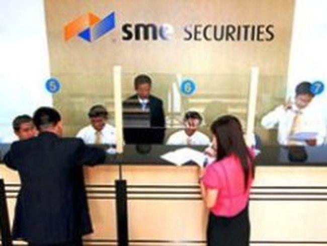 SME: Qúy II lỗ 12,56 tỷ đồng