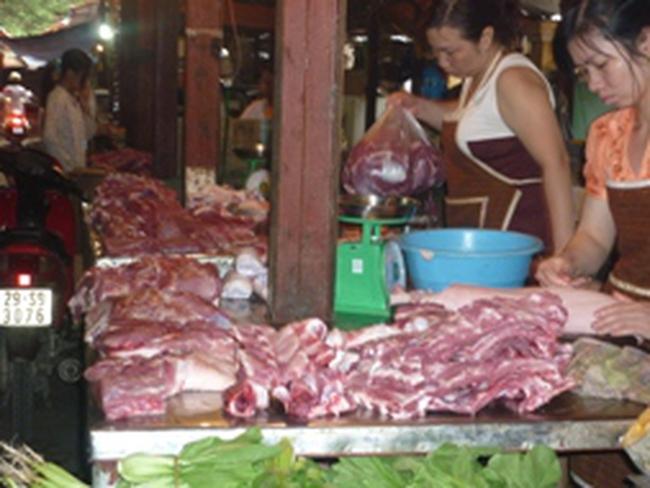 Đề xuất lập Quỹ Bình ổn giá thịt lợn