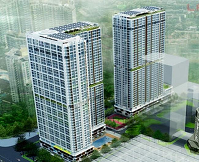 Mở bán chung cư Thanglong Number One